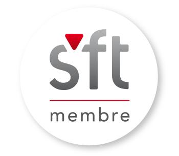 Logo SFT membre